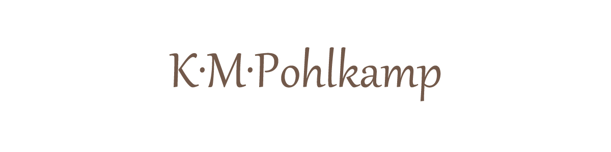 K.M. Pohlkamp – Author Website